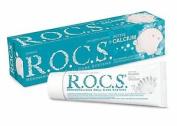 Toothpaste R.o.c.s. Active Calcium / Rocs