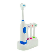 Carejoy Electric Automatic Toothbrush Teeth Care With 3 Replacement Brush Head