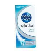 Twelve Packs Of Pearl Drops Crystal Clean Gently Whitens 50ml