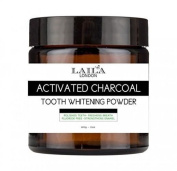 Charcoal Tooth Whitening Powder Refreshening Antibacterial & Gives Great Taste