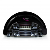 Mylee Professional 12w Led Lamp Nail Dryer Gel Polish Curing /w Timer + Sensor