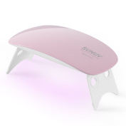Sun Mini2 6w Led Uv Nail Lamp Portable Nail Dryer For Gel With 2 Timing
