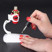 Nail Polish Stand Dancingnail Useful Nail Polish Holder Manicure Acrylic Nail