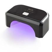 Kedsum Portable 12w Led Nail Lamp, Nail Light/polish Dryer For Quickly Dry Led