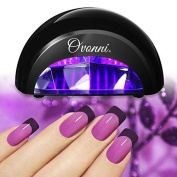Ovonni Professional Led Nail Dryer Nail Lamp For Gel Polish With 30sec, 60sec,