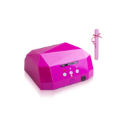 36w Uv Nail Lamp 3 Time Presets(10s 30s 60s), Matrixsight Led Nail Dryer For