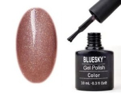 Gel Polish Nails By Bluesky Vip Mocca Gel Polish 10ml