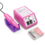 Flylinktech® Electric Nail Drill Machine Manicure Set Gel Nail Kit For Gels
