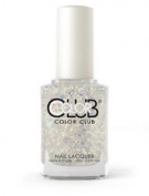 Colour Club Nail Lacquer, Snow-flakes Number Awa06 15 Ml