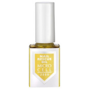 Micro Cell Nail Rescue Oil Multi Vitamin Protects Cuticles & Chipping - 12ml