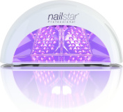 Nailstar® Professional Led Nail Dryer Nail Lamp For Gel Polish With 30sec
