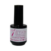 Star Naildesign & Cosmetics Uv/led Effect Gel Nail Polish, Himbeere 6 Ml