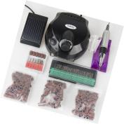 Electric Nail Drill Machine Pedicure Manicure Kits File Sanding Salon Art Tools