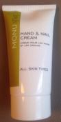 Monuspa Hand And Nail Cream 50ml Sealed Free P & p Monu Spa All Skin Types New