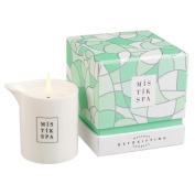 Mistik Spa Detoxifying Massage Oil Candle. .