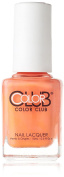 Colour Club Nail Lacquer, Coral Cascade Number 753 15 Ml