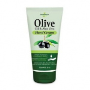 Herbolive Hand Cream, Aloe Vera 150 Ml. Huge Saving