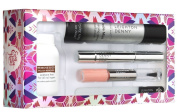 Leighton Denny Easy Peasy Manicure Set, Crystal Nail File, Tips Pen & Remover