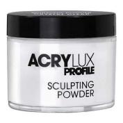 Gellux Acrylux Profile Professional Sculpting Powder - Crystal Clear 45g