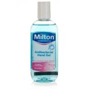 Milton Antibacterial Hand Gel 100ml 1 2 3 6 12 Packs