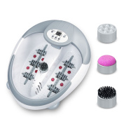 Hangsun Foot Spa And Massager With Heater Fm600 Led Pedicure Foot Bath With I...
