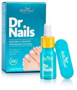 Belle Azul Dr. Nails Fungal Nail Treatment And Nail Whitener Argan And Tea Tree