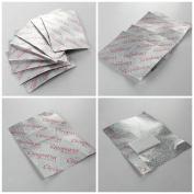 Aluminium Foil Nail Wraps By Cleopatra ™ Polish Gel Acrylic Shellac Art Soak Off