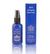 Cougar Spf10 Anti-ageing Hand Cream Regenerate Moisturise And Rejuvenate - 50ml