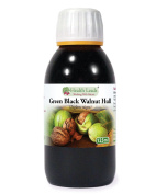 Green Black Walnut Tincture 1:2 Ratio (extra Strength) X 125ml