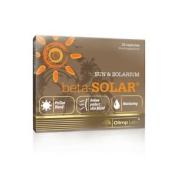 Olimp Beta Solar Sun And Solarium 30 Caps For Beautiful Tan