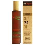Tanorganic Certified Organic Self Tanning Oil - 100ml