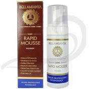 Bellamianta Face / Body Rapid Self Tanning Mousse Dark Fake Tan Fast Drying