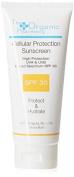 The Organic Pharmacy Cellular Protection Sun Cream, Spf30 100 Ml