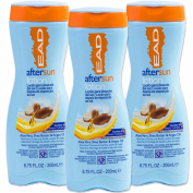 3 X Aloe Vera Aftersun Lotion After Sun Soothing Cooling Cream Suncream 200ml