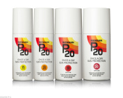 Riemann P20 Sunscreen Protection Suncream Spray/lotion Spf15, Spf20, Spf30 Spf50