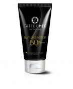Tattoomed Sun Protection Spf50 100ml - Tattoo Sun Protection, Colour Protection,