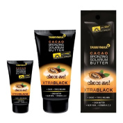 Tannymaxx Choco Me! Xtra Black Sunbed Tanning Lotion Cream Tannymax