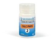 Schuessler Tissue Salts Calc Phos No 2 - 125 Tablets