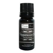 Natural Peppermint Essential Oil Pure Mouse Rat Spider Deterrent Mind Stimulator