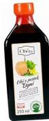 Raw Pumpkin Seed Oil, Unrefined, Cold Pressed And Crude, Ol'vita 250 Ml
