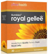 Power Health Bumbles Royal Gellee 500mg - 30 Capsules