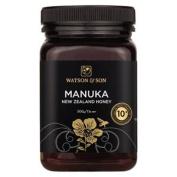 Watson And Son Manuka Honey - Mgs 10+ - 500g