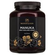 Watson And Son Manuka Honey - Mgs 12+ - 1kg