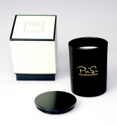 Prisu Sandalwood Scented Soy Candle For Relaxation And Stress Relief! Natural