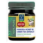 Mgo 250+ Manuka Honey + Green Tea - 250g