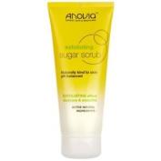 Anovia Exfoliating Sugar Scrub 200ml Naturally Kind To Skin