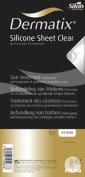 13x4cms Dermatix® Silicone Sheet Clear Scar Treatment/prev