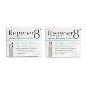 Regener8 Acne Cream Twin Pack