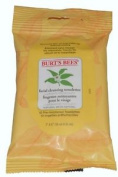Burts Bees Facial Towelettes Pack Of 10