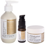 Oxygen Skincare Women Mother's Day Set With Eye Serum/ Intensive Crème